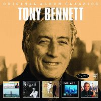 Cover Tony Bennett - Original Album Classics [2015]